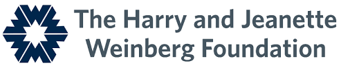The Harry and Jeanette Weinberg Foundation logo