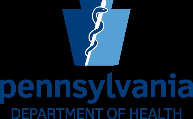 DOH logo - stacked